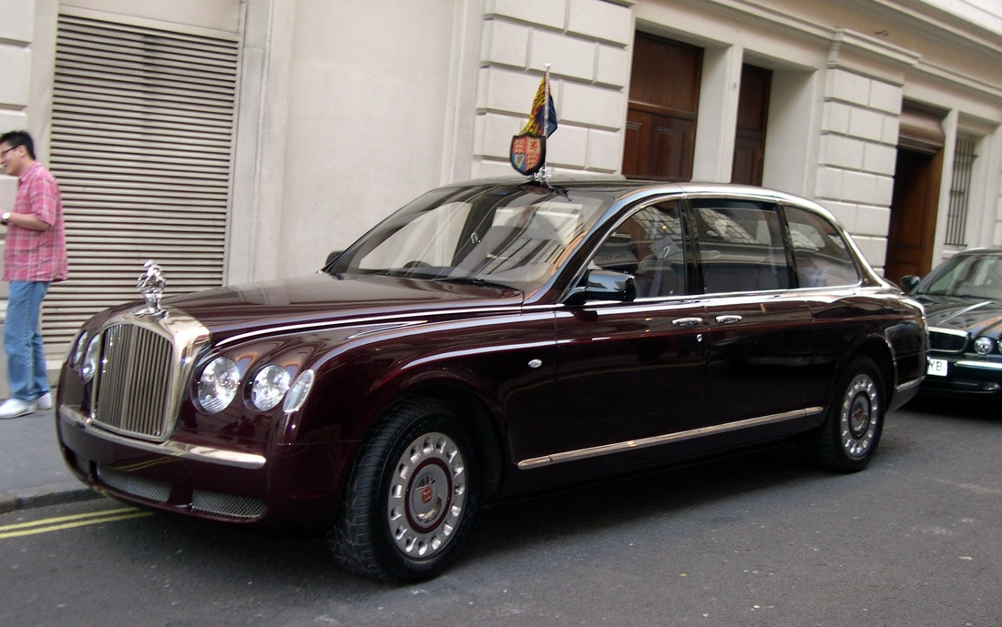 2002 bentley state limousine 1 - 43