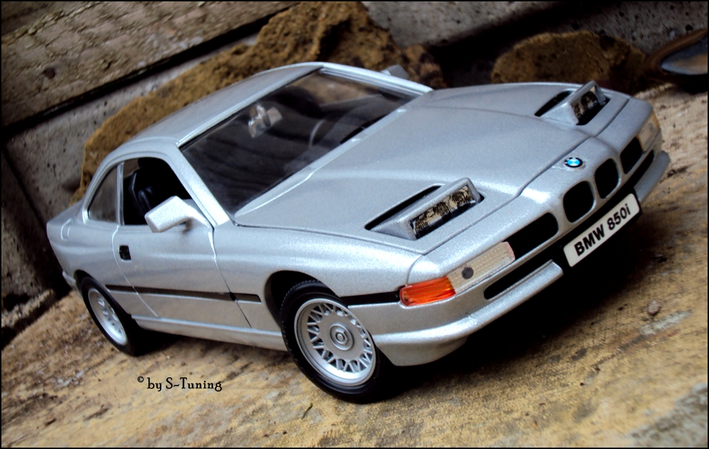BMW 850i - S-Tuning Die-cast